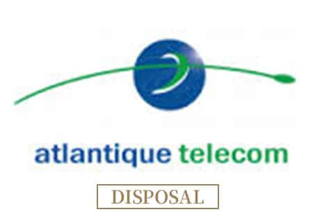 GROUPE ATLANTIQUE disposal